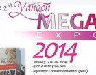 The 2nd Yangon MEGA Expo 2014