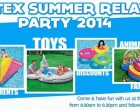 INTEX SUMMER RELAX PARTY @ KANDAWGYI PARK