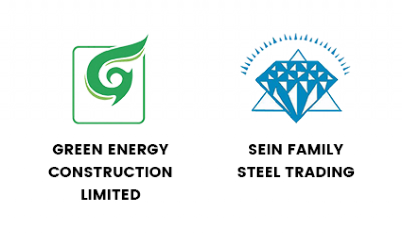 Green Energy Construction & Sein Family Steel Trading in